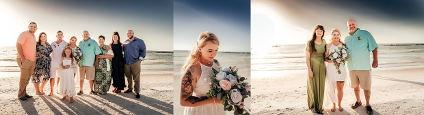 st petersburg florida beach wedding photography