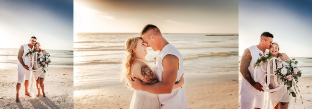 st petersburg florida beach wedding photographer